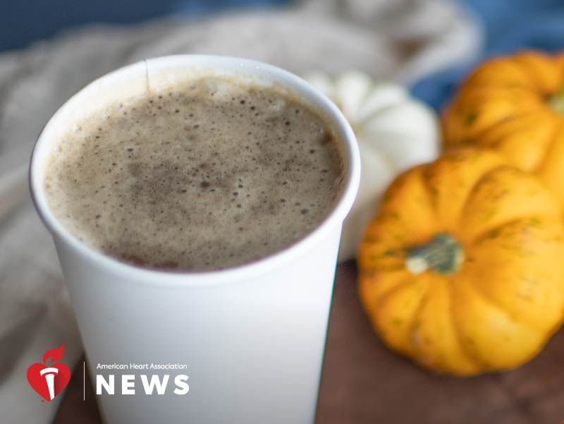AHA: Cold-Weather Drinks Are Here, But Watch Out for the Calories