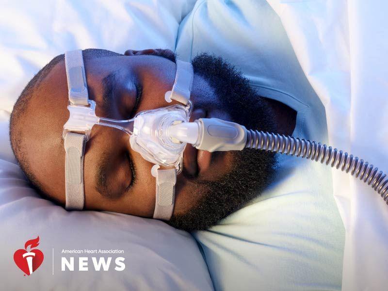 AHA: Sleep Apnea May Double Odds for High Blood Pressure in Blacks