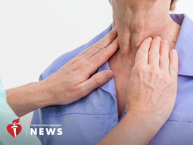 AHA: Thyroid Problems Linked to Worsening Heart Failure
