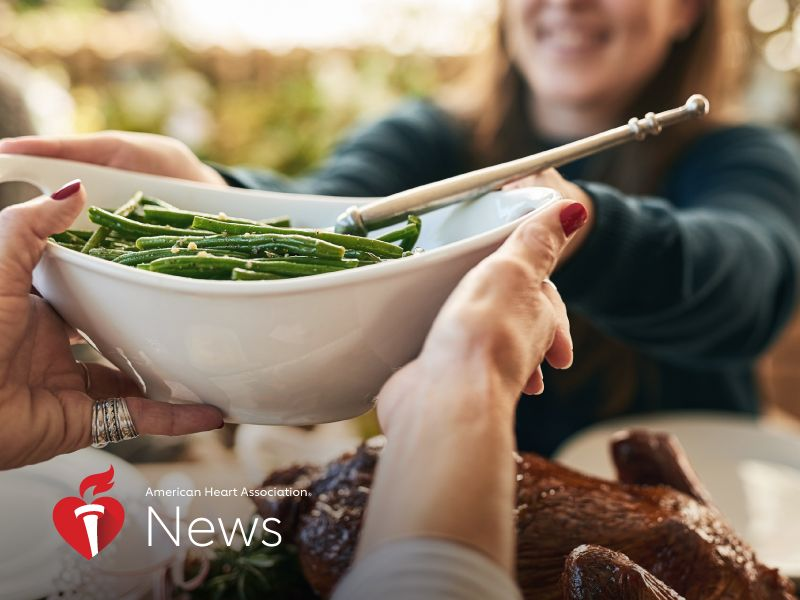 AHA News: How to Enjoy the Flavors of the Season Without Derailing Health
