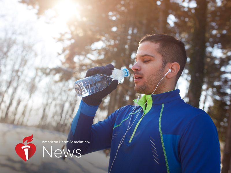 AHA News: Are You Drinking Enough During Winter Months?