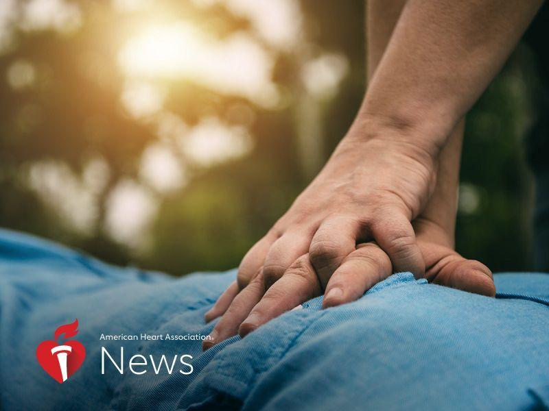 AHA News: Bystander CPR Less Common in Hispanic Neighborhoods