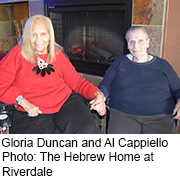 News Picture: Can You Find Love in Long-Term Care? Just Ask Gloria and Al
