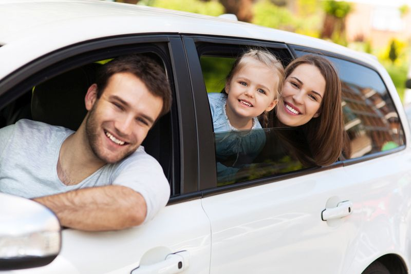 Car Insurance Tips for Large Families