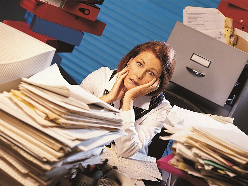 News Picture: Need Help Getting Organized?