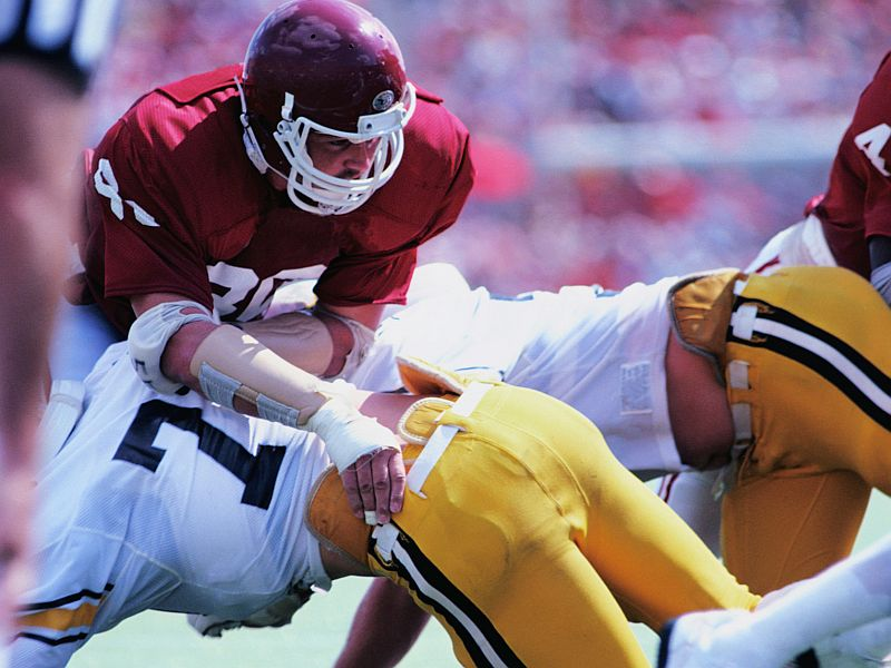 News Picture: Americans Growing More Concerned About Head Injuries in Football