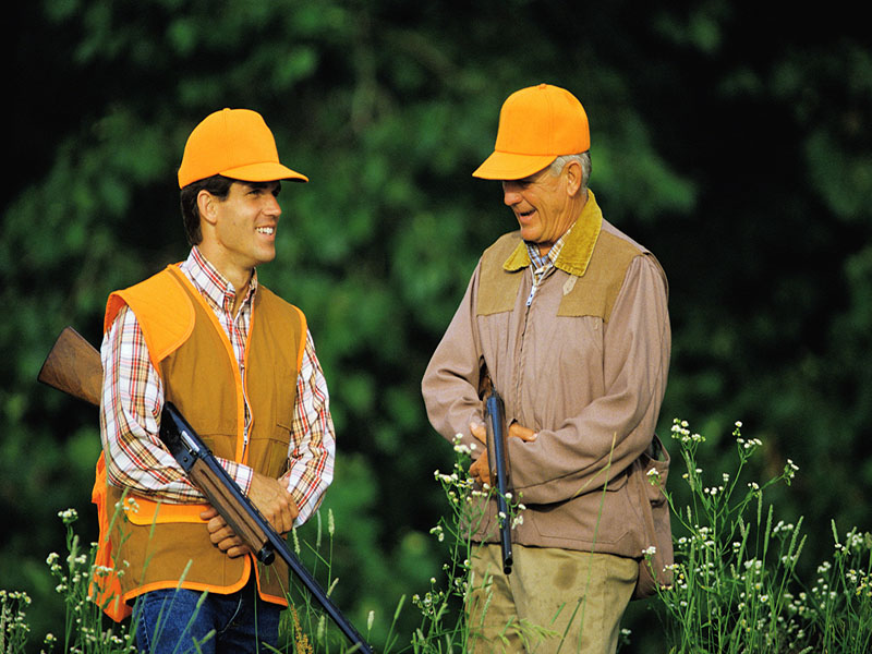News Picture: Deer Hunters: Put Safety First