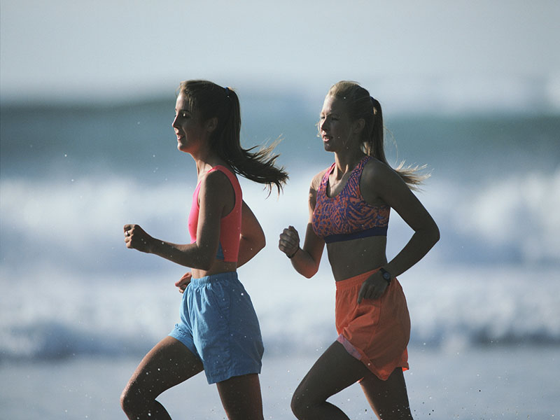 News Picture: Being Thin Could Boost Stress Fracture Risk in Female Runners