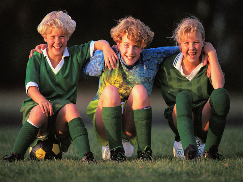 Early School Sports Reduce ADHD Symptoms Years Later for Girls
