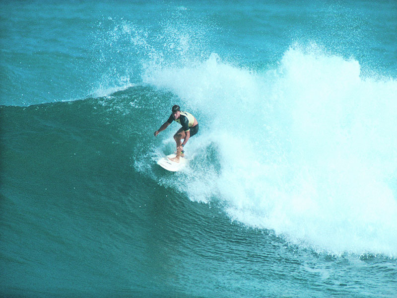 Surfers Swallow Lots of Seawater. So Is It Harmful?