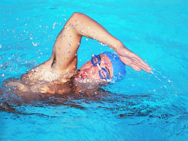 Protéjase del 'oído del nadador'