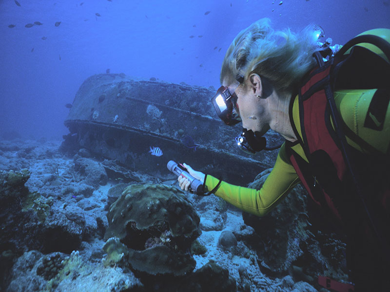 News Picture: First Stop for Scuba Divers: The Dentist's Office?