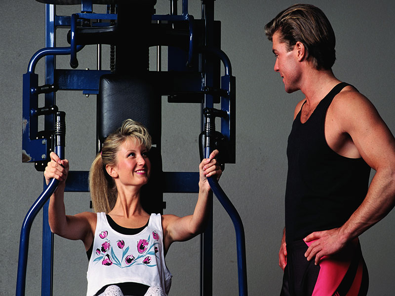 News Picture: Choosing a Personal Trainer