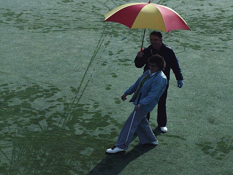 Después de todo, quizá la lluvia no provoque dolor en las articulaciones