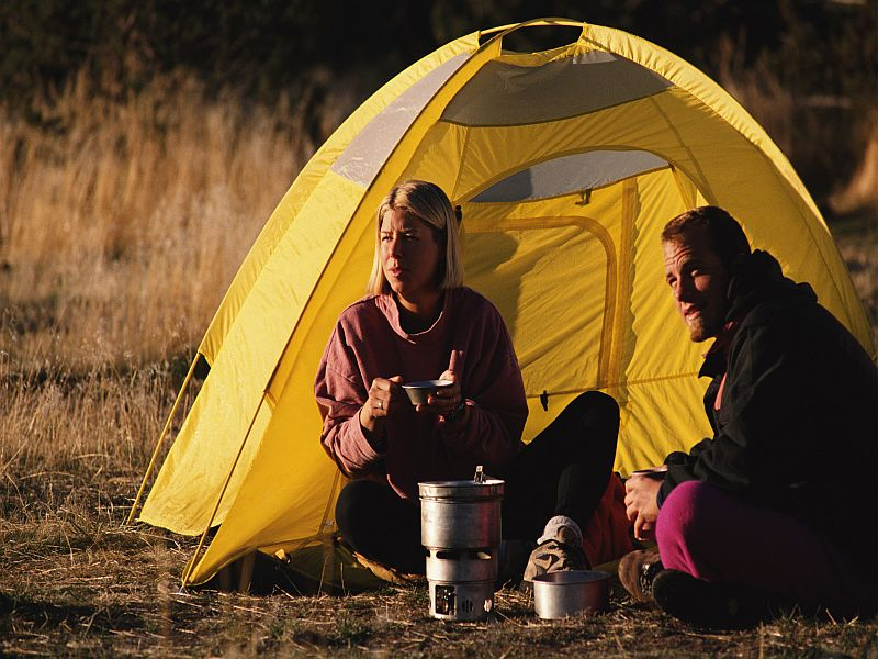 News Picture: Make Your Next Camping or Hiking Trip Trouble-free