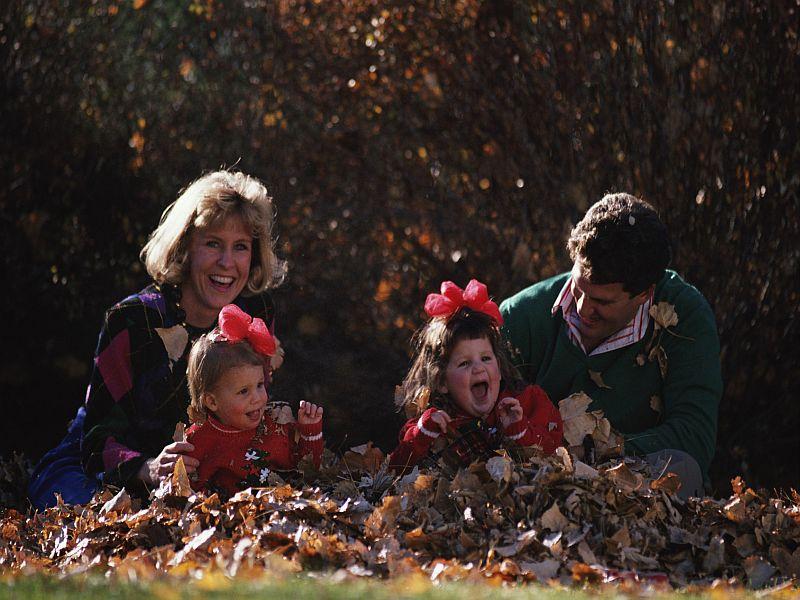 Nature Walks Nurture Family Bonds