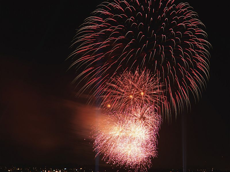 Fireworks Are Bad News for Your Lungs