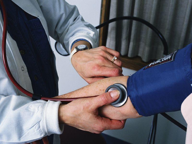 All High-Risk Patients Should Get Blood Pressure Meds: Study