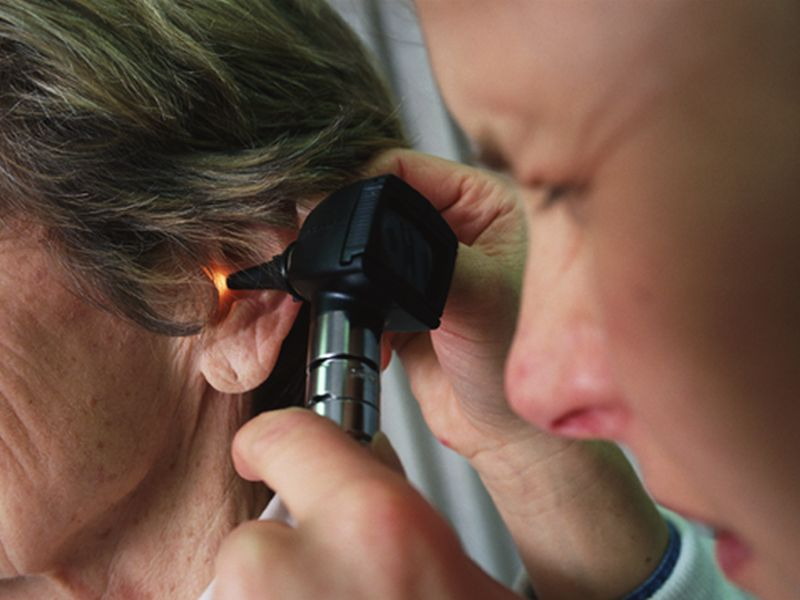 Hearing Loss May Double in United States by 2060