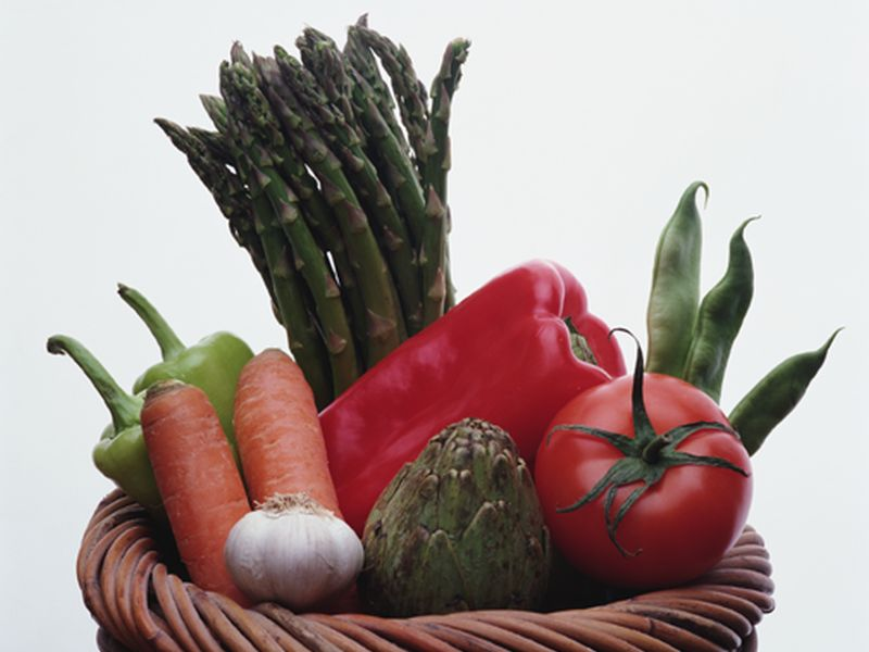 Keep Eating Veggies (and Fruits) for Better Health