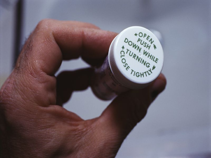 News Picture: More Americans Seek Treatment for Painkiller, Heroin Abuse
