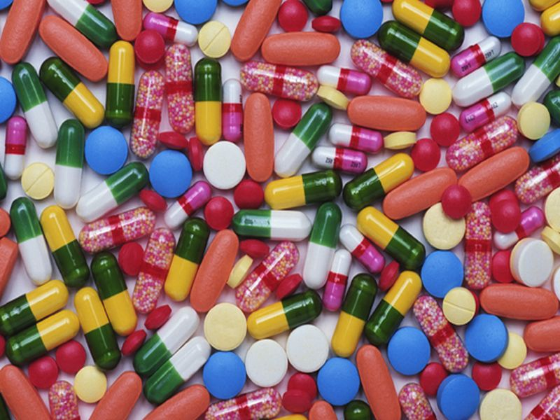 News Picture: Your Tax Dollars Fund Research on Hundreds of New Meds