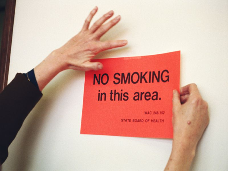 U.S. Adult Smoking Rate Dips Below 15 Percent: CDC