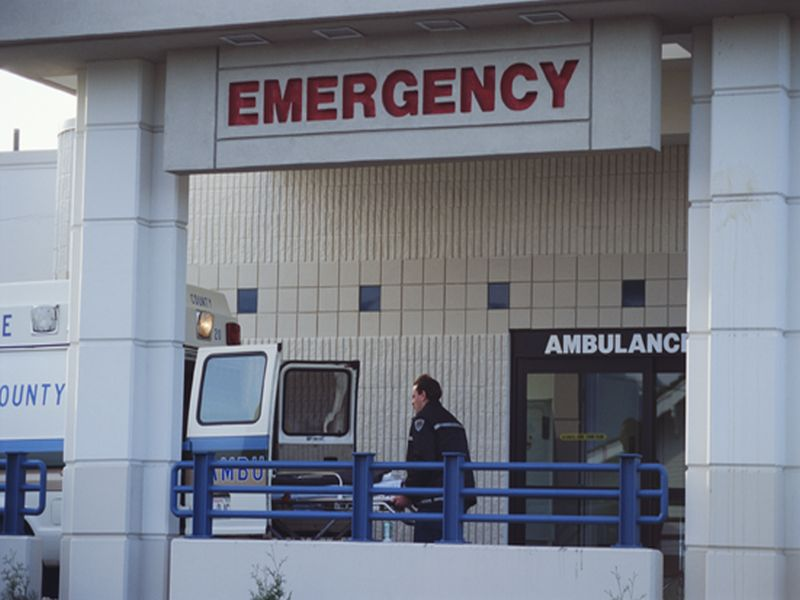 News Picture: Minority Patients in ER Less Likely to Get Painkillers for Abdominal Pain