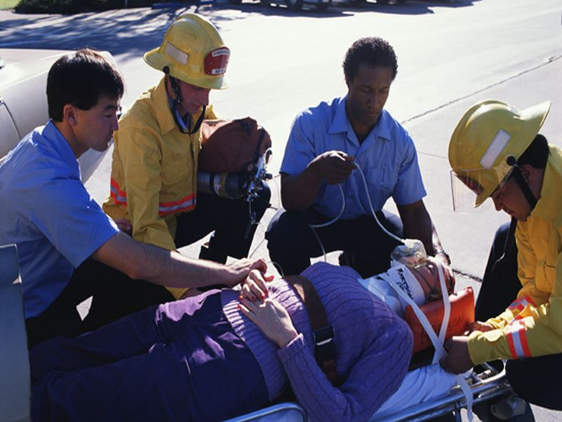 News Picture: Could an Ice Bag to the Face Be Life-Saver for Trauma Patients?