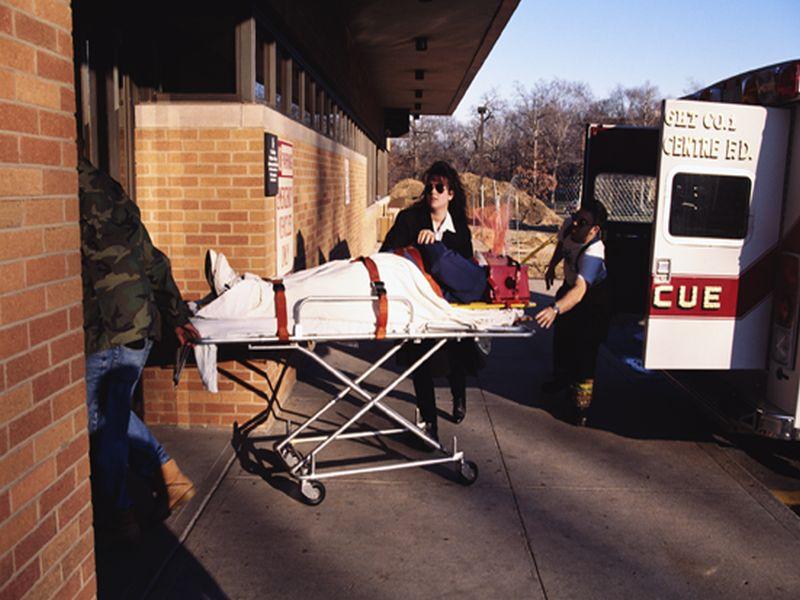 Lowering Body Temperature May Help Cardiac Arrest Patients