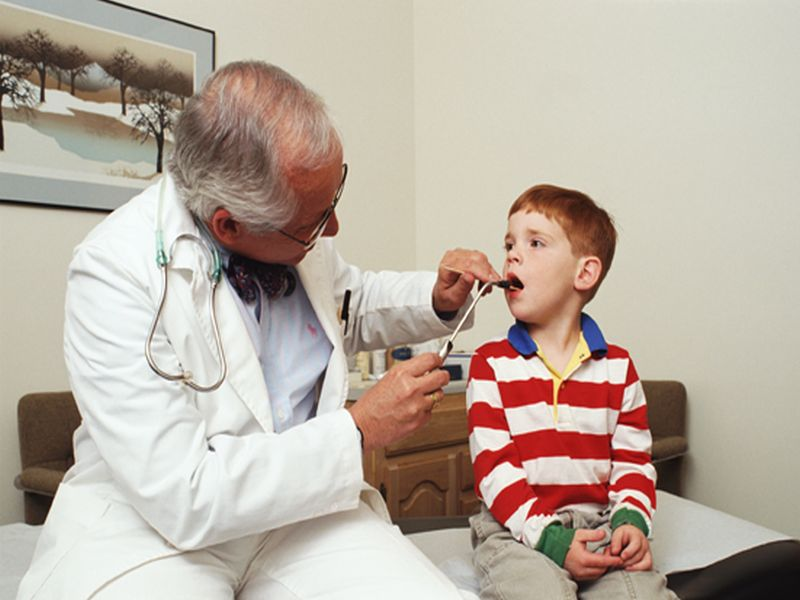 News Picture: Is Your Child's 'Penicillin Allergy' Real?