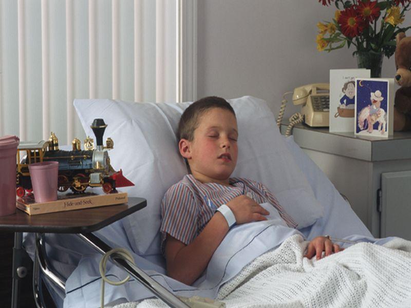 Antibiotics Often Enough for Kids' Appendicitis