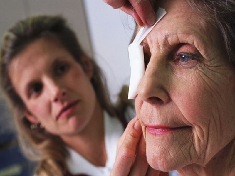 Could Cataract Surgery Lengthen Older Women's Lives?