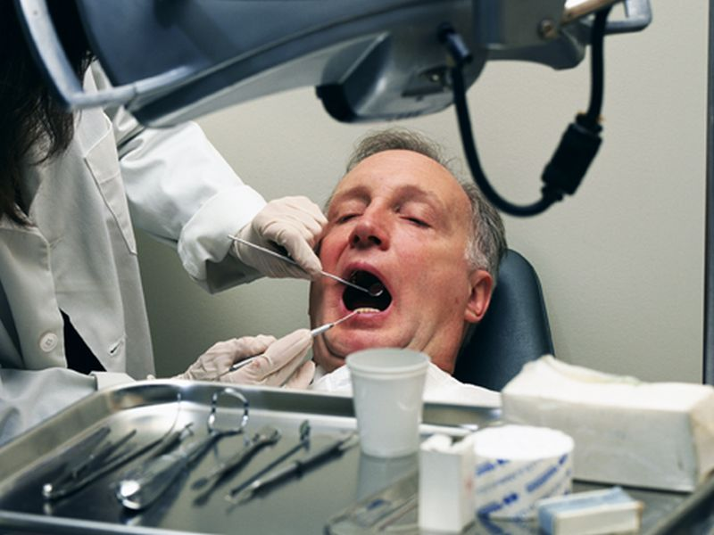 News Picture: Is Seniors' Dental Health Tied to Mental Health?