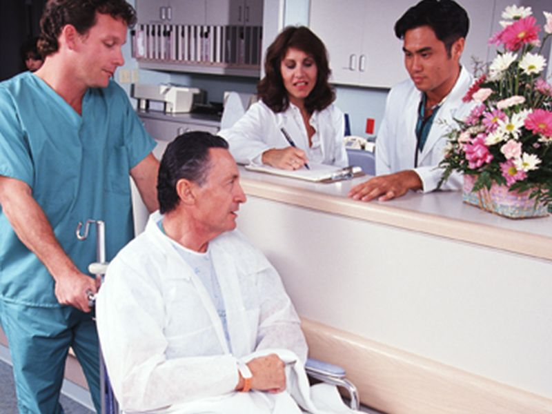 Hospital Discharge at Christmastime May Not Be a Gift for Some
