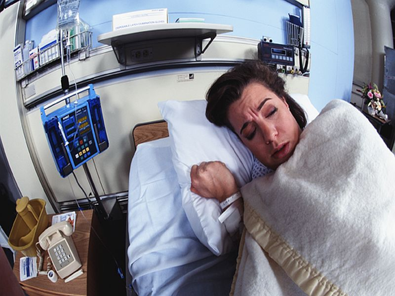 Delirium Often Seen in Cancer Patients in the ER