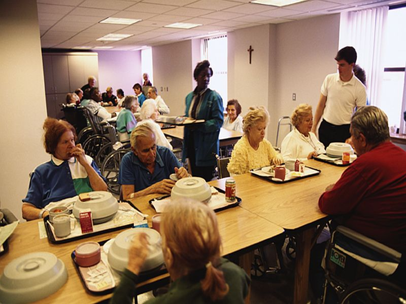 More Than Half of Americans Will Need Nursing Home Care: Study