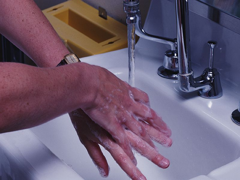 Multidrug-Resistant Bacteria Found in Hospital Sinks