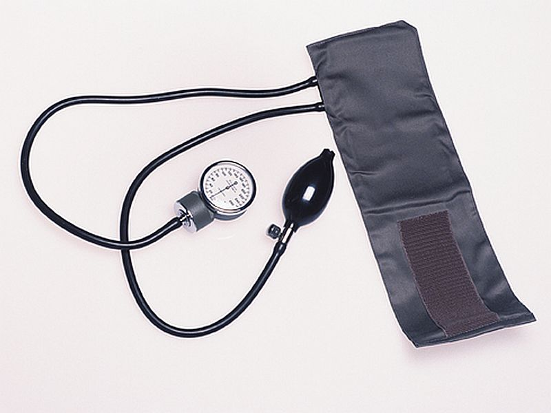 News Picture: Even Small Rise in Blood Pressure Can Harm Black Patients