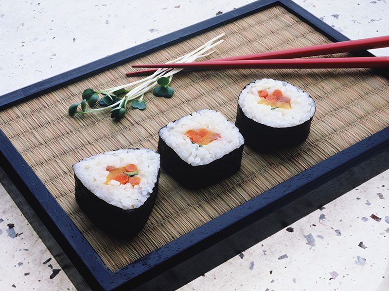 Your Sushi May Serve Up Parasitic Worms