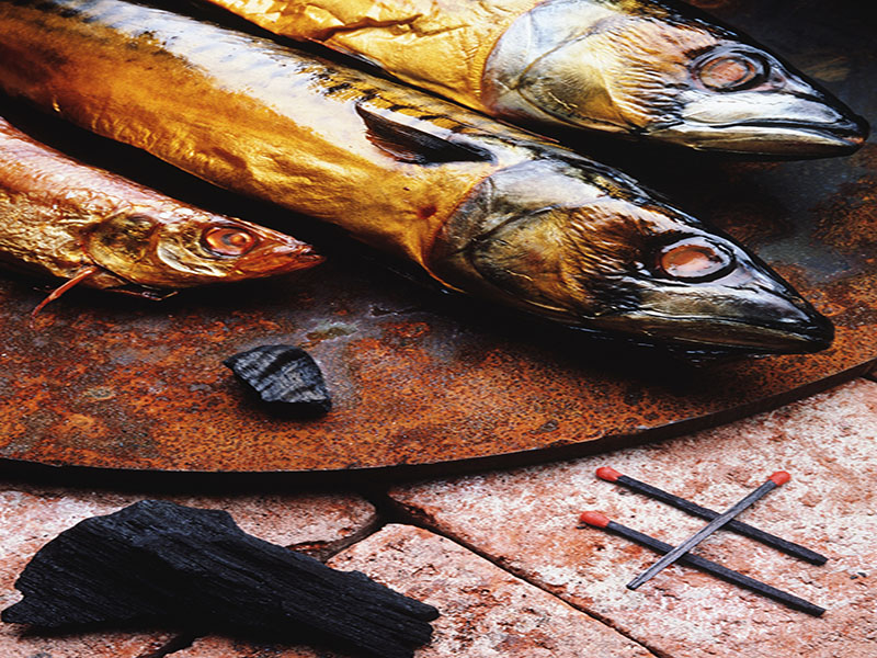 News Picture: Omega-3s in Fish Tied to Better Colon Cancer Outcomes