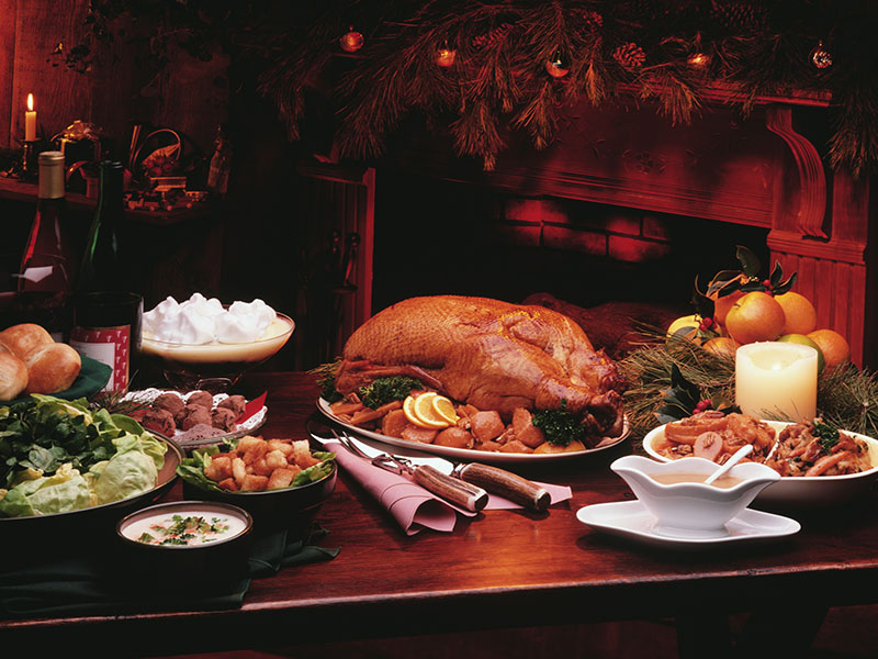 News Picture: Don't Let Reflux Ruin Your Thanksgiving