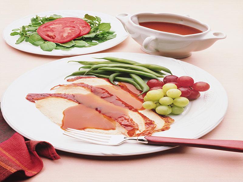 Algunos alimentos para las fiestas que son geniales para perder peso