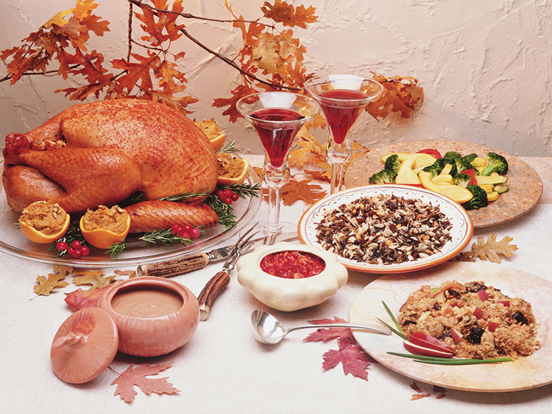 News Picture: How to Prepare That Holiday Turkey Safely