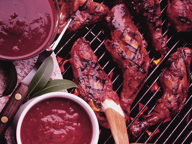 Don't let bad food spoil a good barbecue