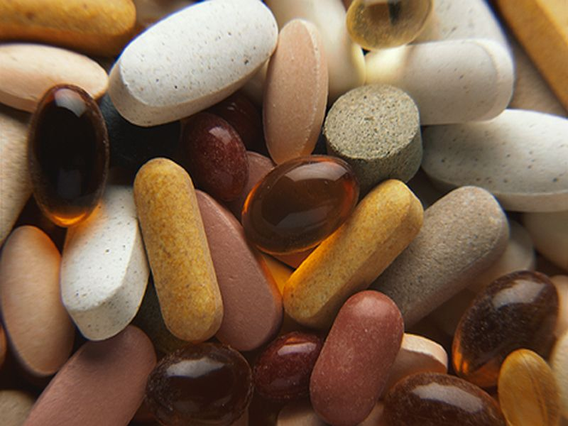 Charges Filed Against Makers of Nutritional Supplements
