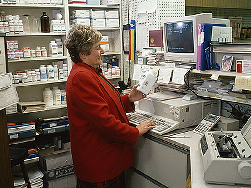 Generic Drugs Don't Always Push Prices Down