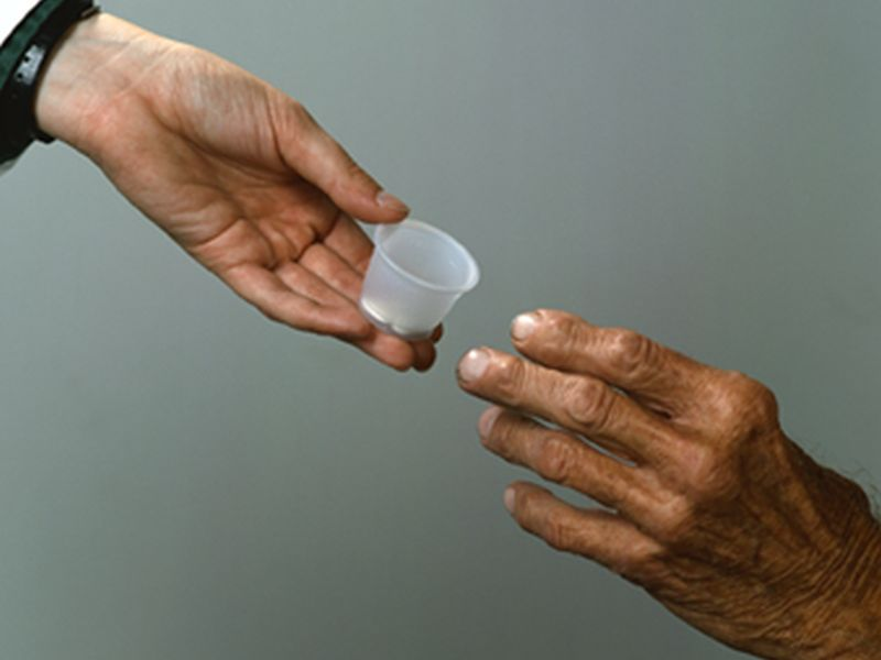 News Picture: What Diabetics Need to Know About Over-the-Counter Meds