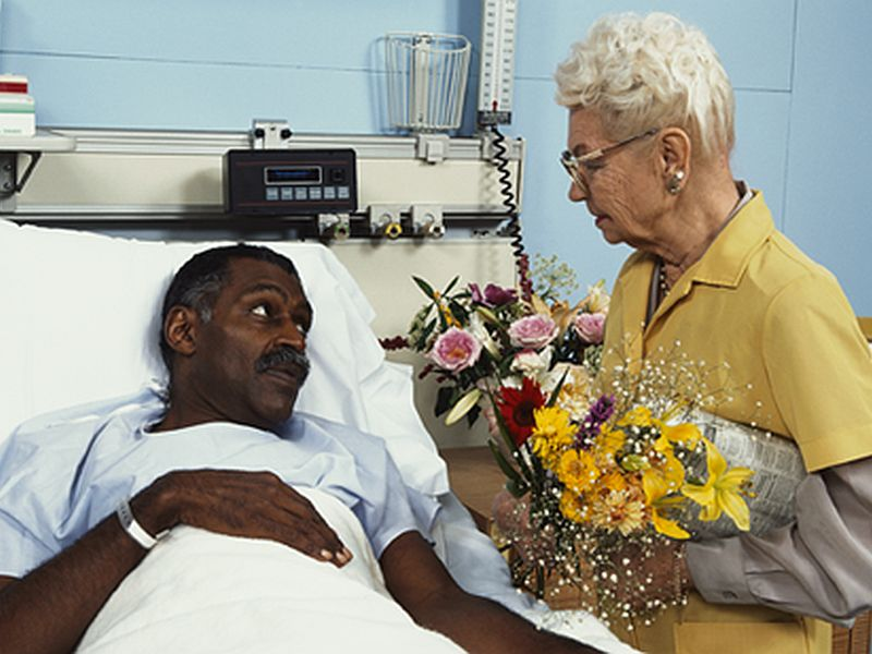 News Picture: 5 Essential Tips for Hospital Patients and Their Visitors