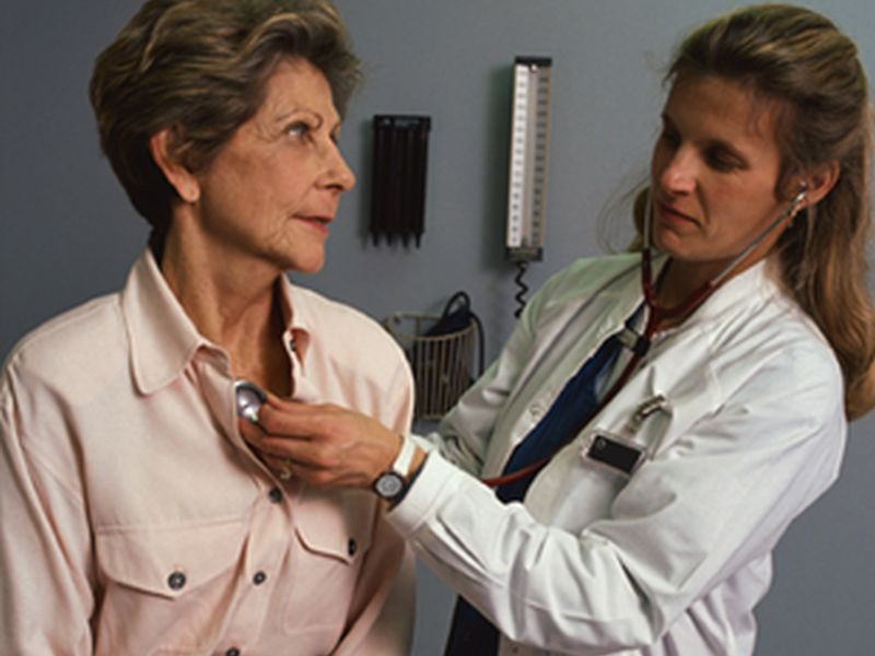 When 'Good' Cholesterol Is Bad for Older Women
